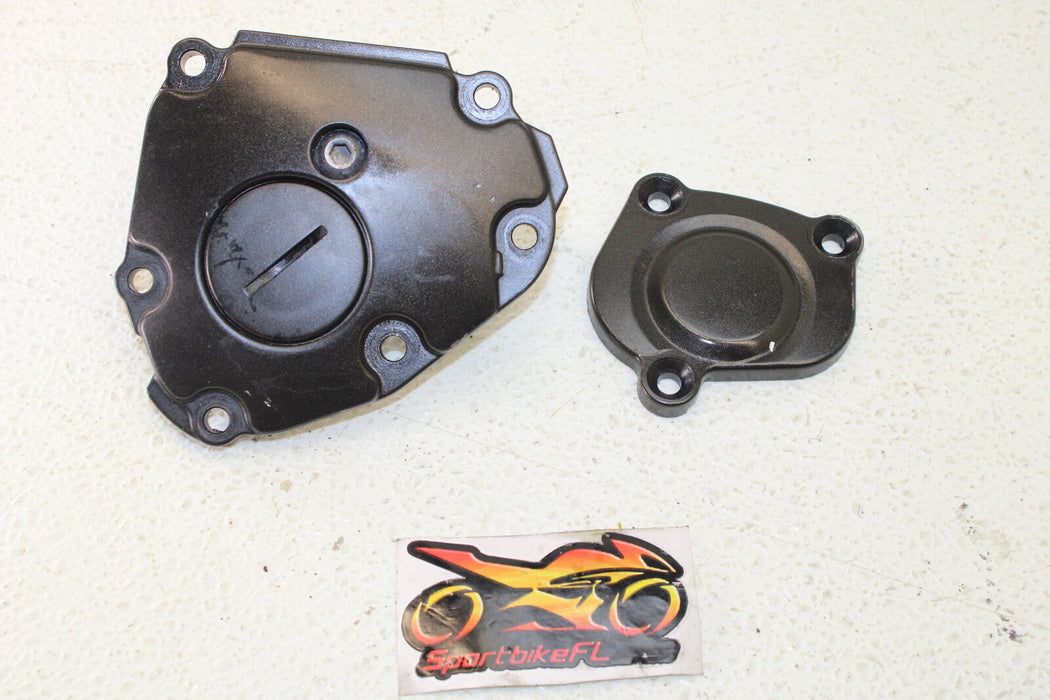 04-06 YAMAHA R1 YZFR1 R-1 1000 ENGINE MOTOR TIME TIMING CHAIN COVER GUARD OEM