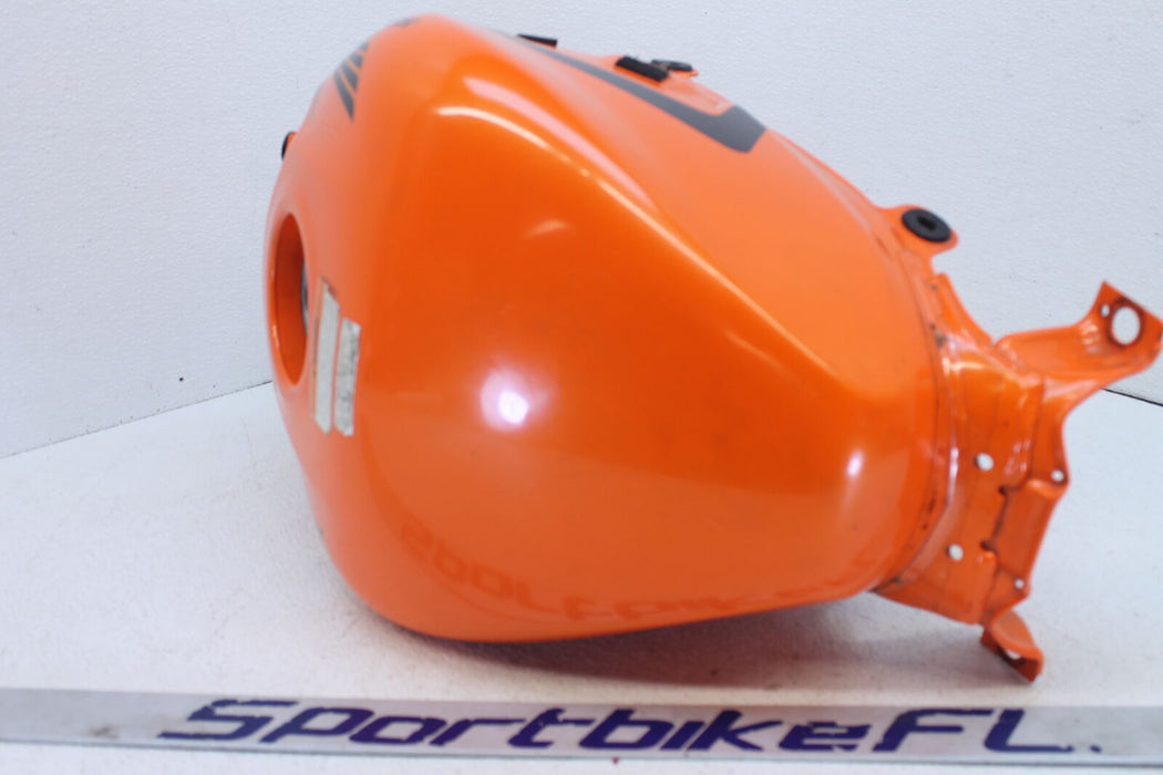 15-16 HONDA CBR300R CBR 300R 300 ORANGE GAS TANK FUEL CELL PETROL RESERVOIR