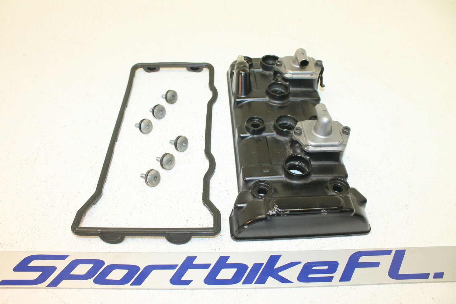 10-12 KAWASAKI NINJA ZX-6R ZX 600 ENGINE TOP END CYLINDER HEAD COVER GASKET OEM