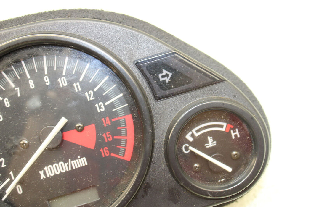 97-02 KAWASAKI NINJA ZX-6 ZX6 600 ZX600 SPEEDO TACH GAUGES DISPLAY CLUSTER 20K