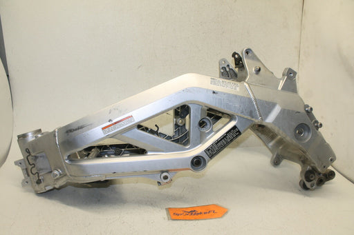 03-07 SUZUKI SV650s S V 650 S FRAME CHASSIS SALVAGE REBUILDABLE Florida cuadro