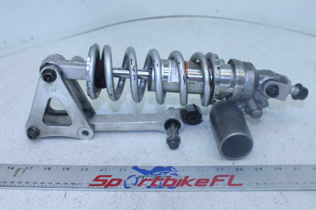 04-06 YAMAHA R1 YZFR1 R-1 1000 REAR BACK SHOCK ABSORBER SUSPENSION CUSHION LINK