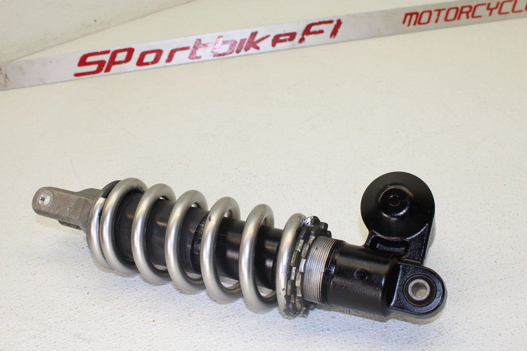 06-11 KAWASAKI NINJA ZX-14 ZX14 REAR SHOCK ABSORBER SUSPENSION BACK SPRING OEM
