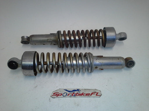 77-78-79 KAWASAKI KZ650 KZ 650 OEM REAR SHOCK ABSORBER SUSPENSION SPRING k z 6