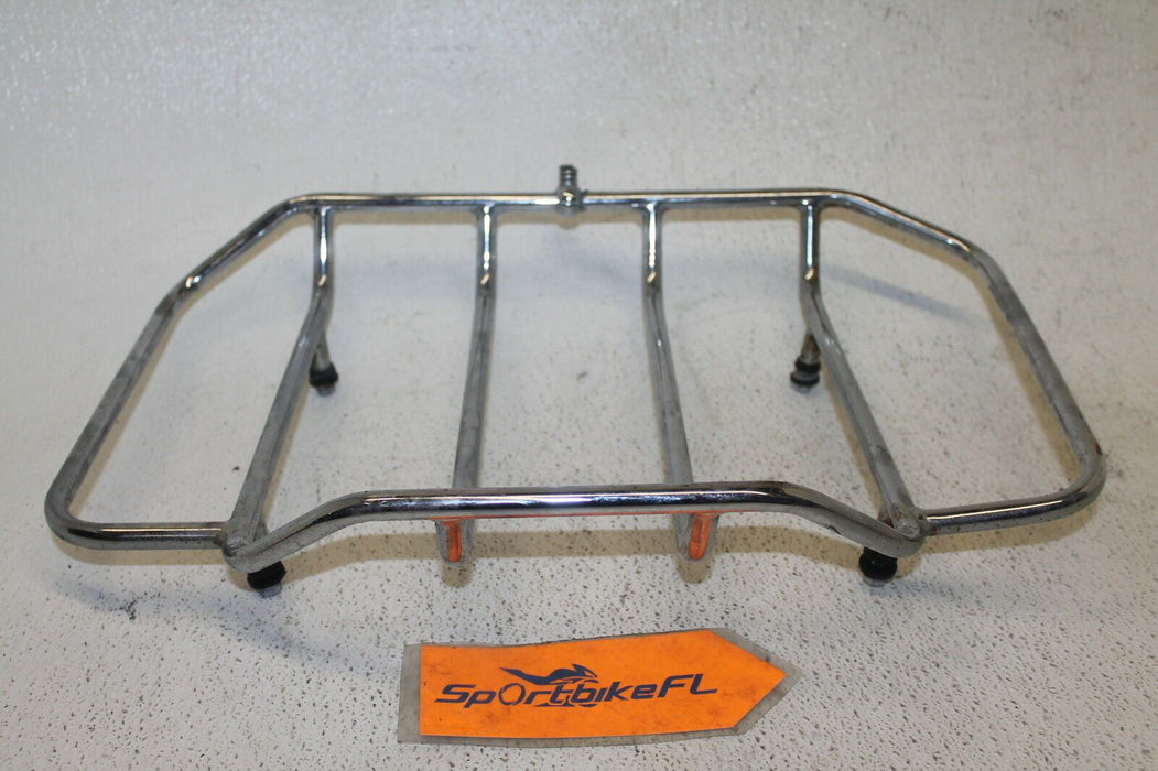 07 HARLEY-DAVIDSON ELECTRA GLIDE TOURING OEM REAR BACK LUGGAGE RACK CARRIER