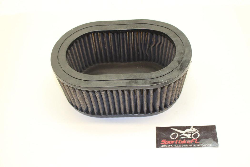 97-00 SUZUKI GSXR 600 GSX-R SRAD K&N AIRBOX AIR INTAKE FILTER USED DO79A8 KN
