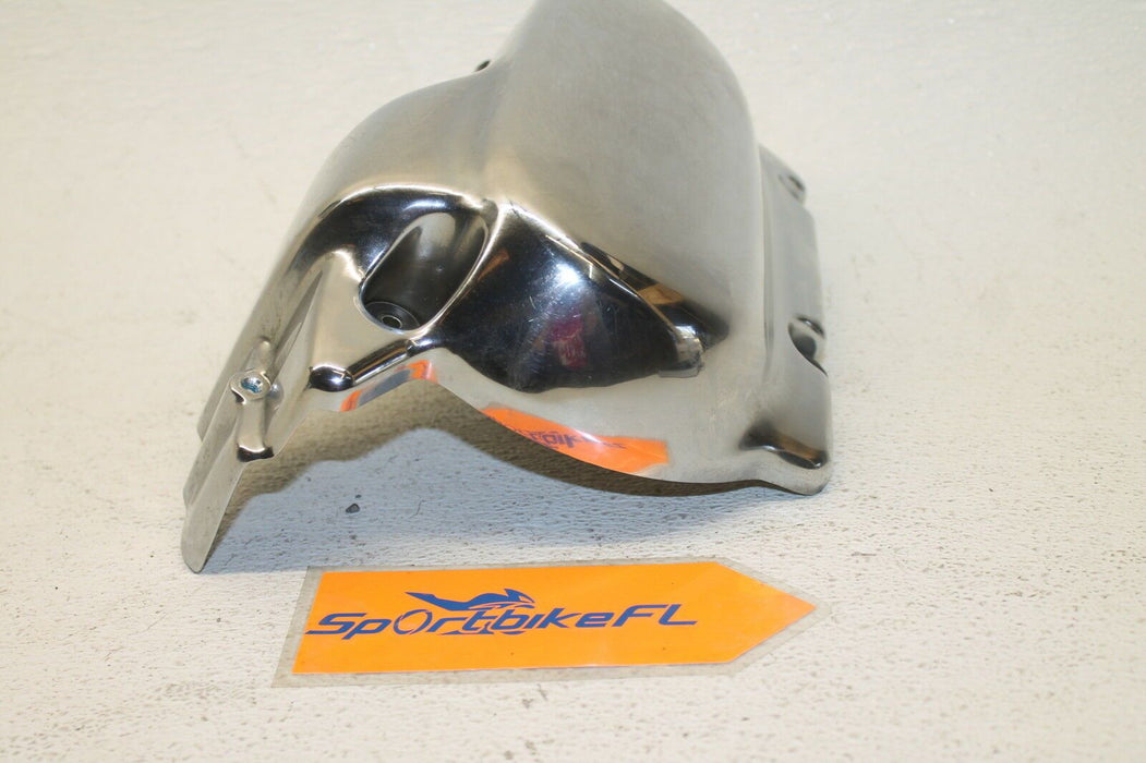03-05 Yamaha V-star 650 Xvs A T Silverado Oem Left Engine Motor Case Side Cover