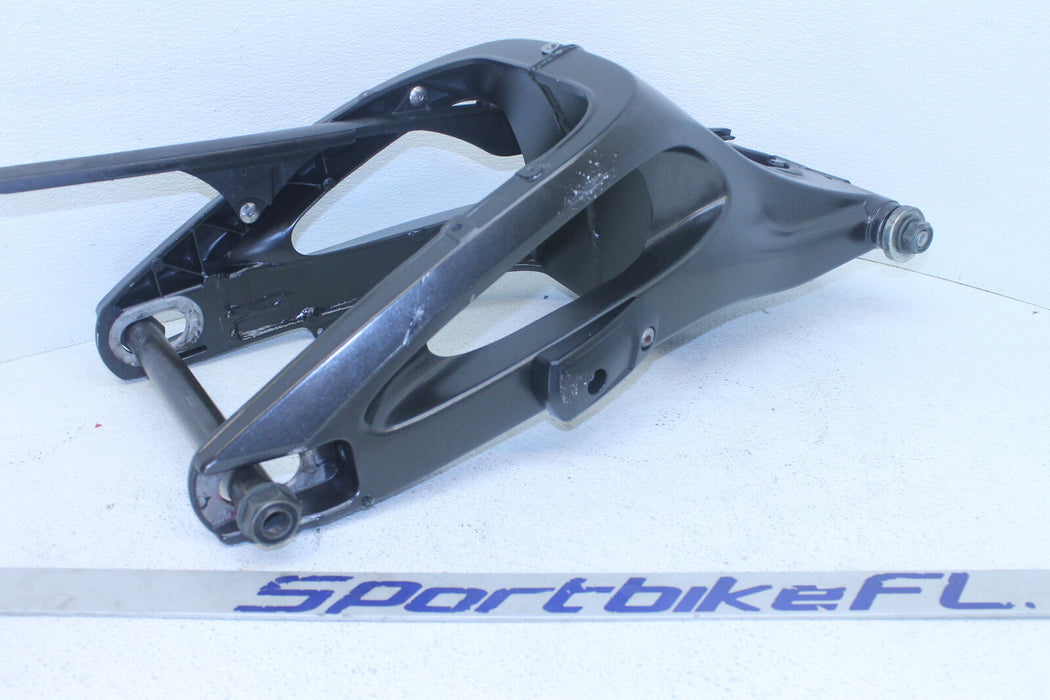 03-04 YAMAHA YZF R6 R-6 06-09 R6S REAR SWINGARM BACK SUSPENSION SWING ARM AXLE