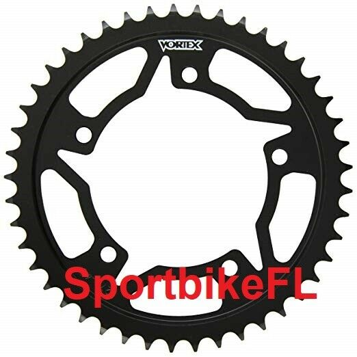 08-19 SUZUKI HAYABUSA GSX-R 1300 01-09 GSXR 1000 REAR BACK SPROCKET 530x44 NEW