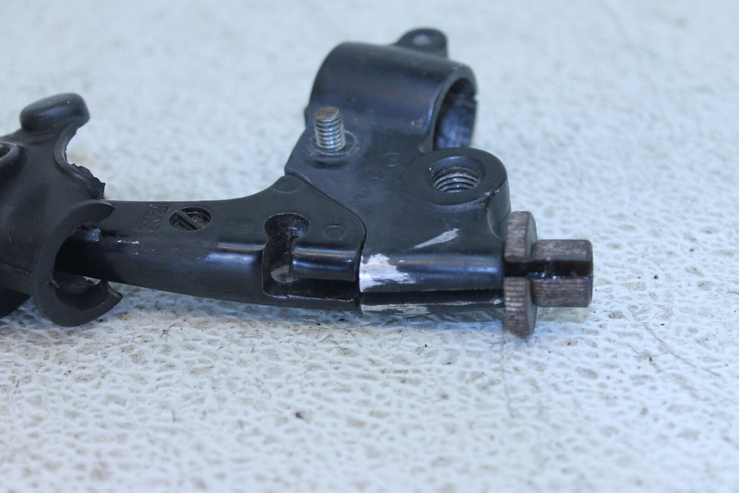 77-79 YAMAHA XS750 CLUTCH LEVER PERCH MOUNT BRACKET LEVER