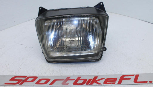86-06 KAWASAKI CONCOURS 1000 ZG1000A ZG1000 FRONT HEAD LIGHT HEADLIGHT ASSEMBLY