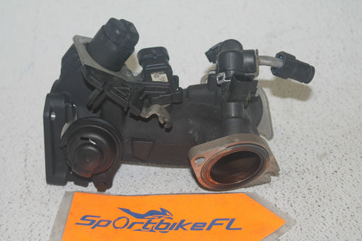 07 HARLEY-DAVIDSON ELECTRA GLIDE TOURING MAIN FUEL INJECTOR THROTTLE TPS SENSOR