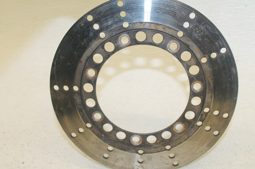 83 KAWASAKI KZ750N SPECTRE N2 KZ-750 OEM FRONT LEFT RIGHT BRAKE ROTORS DISCS