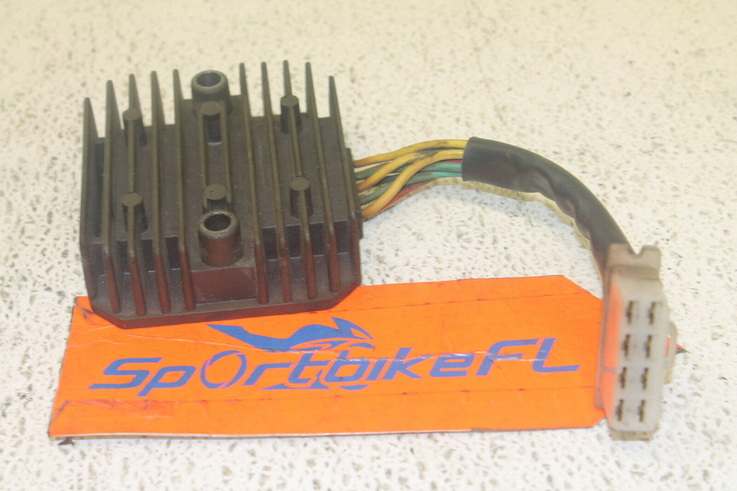 83 HONDA GOLDWING 1100 GL1100 I GOLD WING RECTIFIER VOLTAGE ELECTRICAL REGULATOR