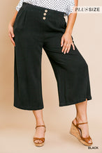 Load image into Gallery viewer, Cassie Cropped Pants-Curvy