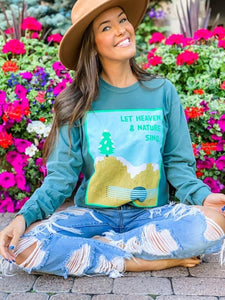 Let Heaven & Nature Sing Tee