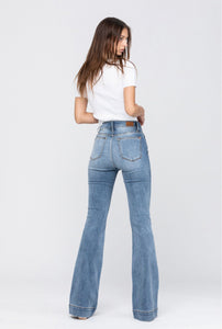 Miller Denim Trousers-Curvy