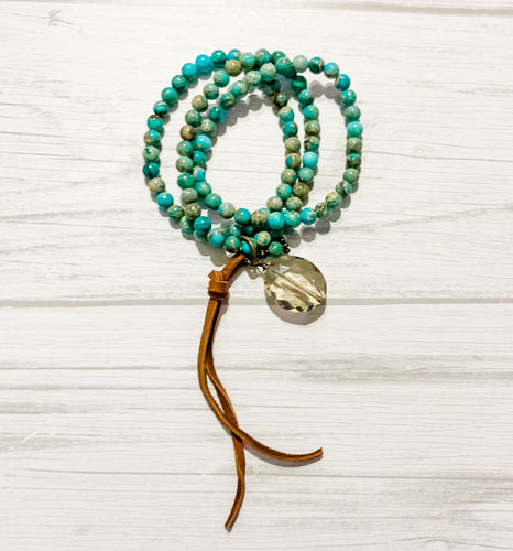 Turquoise Beaded Bracelet Mix