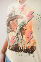 Load image into Gallery viewer, Lightening Cowboy Tee