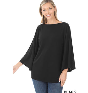 Shannon Bell Sleeve Top