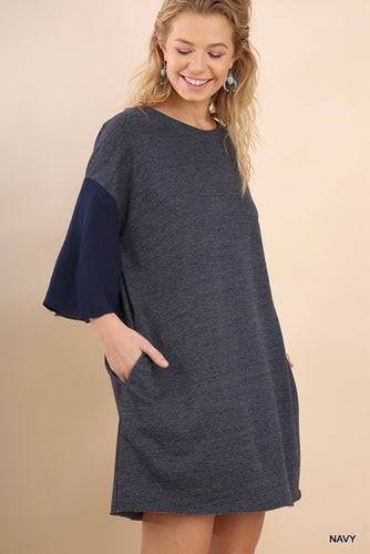 Savannah Pocket Tee Dress