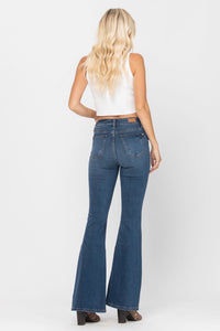 Eden High Rise Flare Jeans