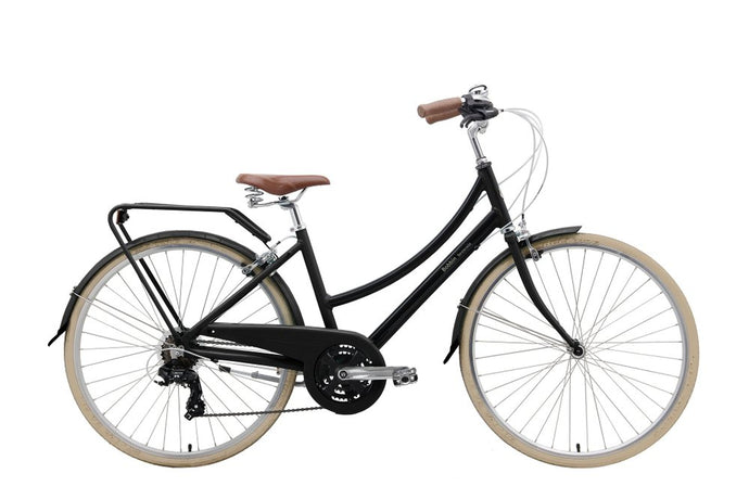 BOBBIN BICYCLE, Brownie Alloy 21v