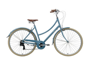 BOBBIN BICYCLE, Brownie Alloy 7v