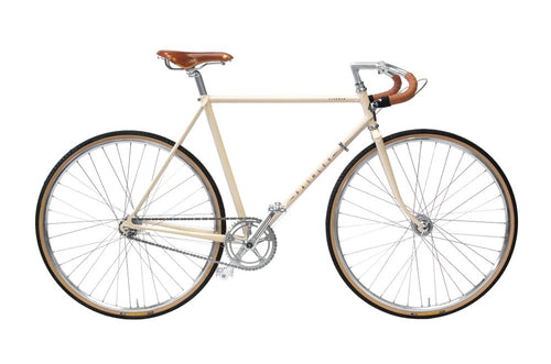 PASHLEY, Clubman Urban S2C (2v) & S3x (3v fixed gear)