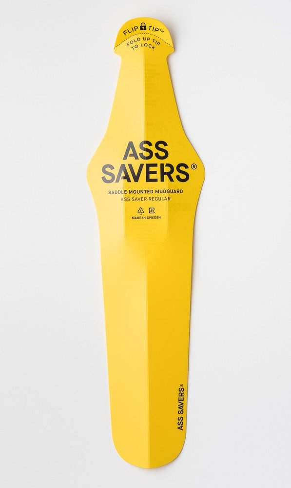ASS SAVERS, Regular