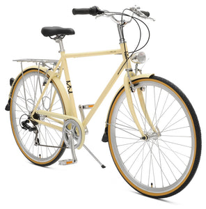 MØLLER, City Bike, Crema Matte