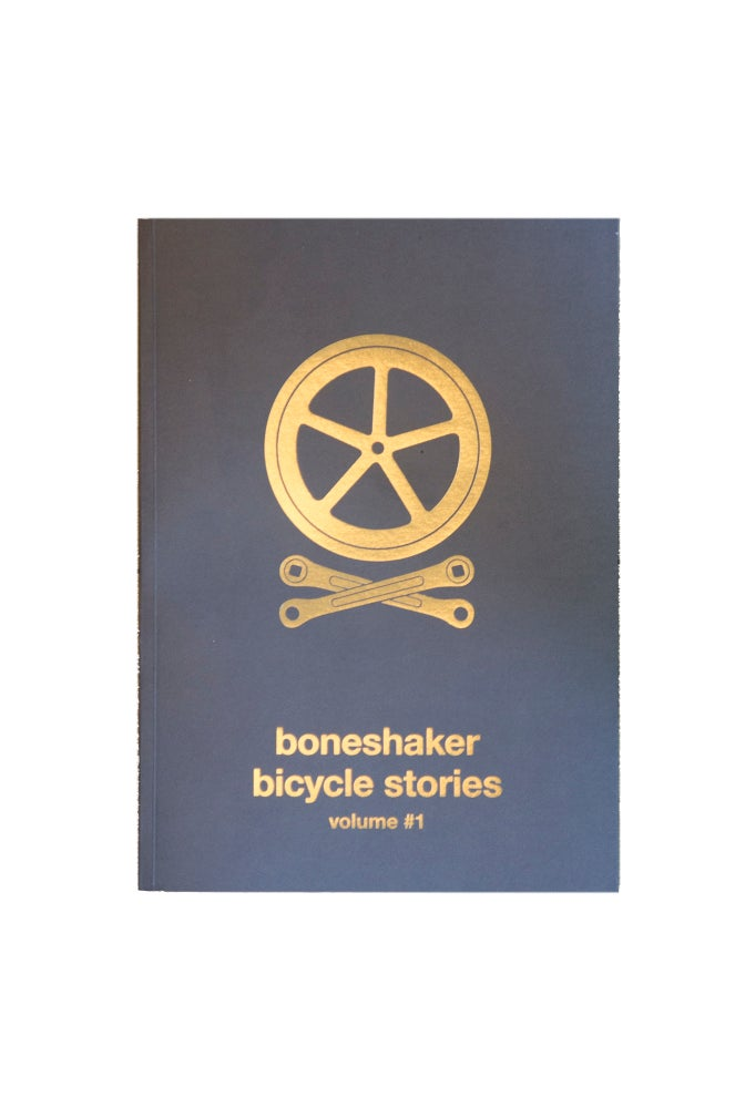 BONESHAKER, Bicycle Stories Vol I