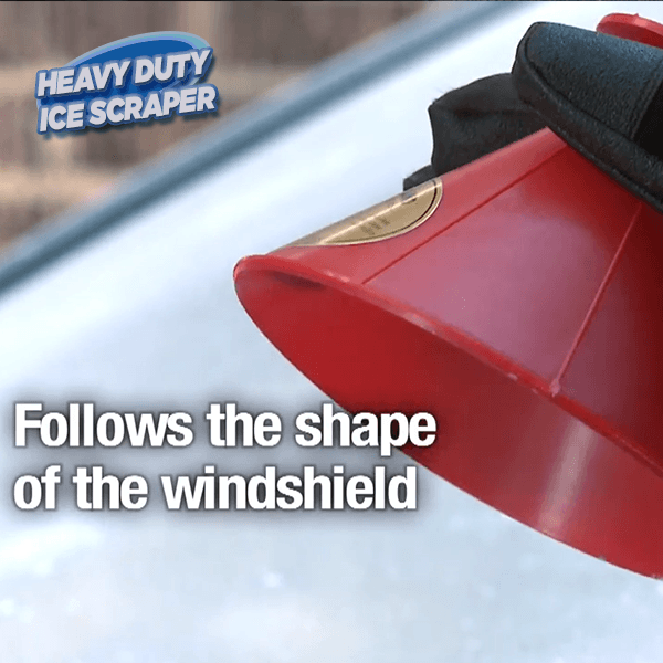 Heavy Duty Quick Ice Scraper **70% Off Today ONLY!**