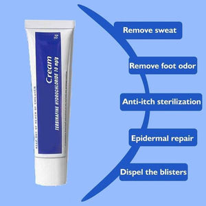 Quick Anti-fungal Foot Cream