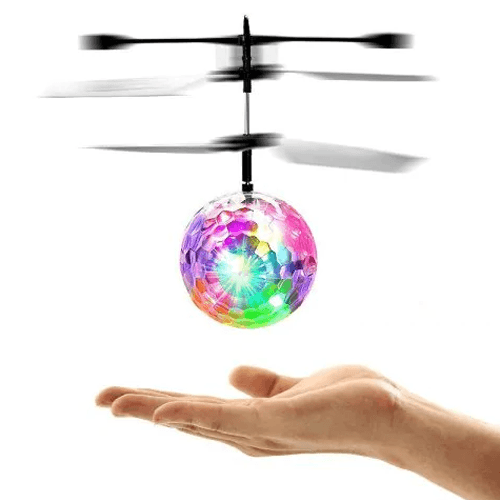 Transparent Colorful Flying UFO **70% Off Today ONLY!**