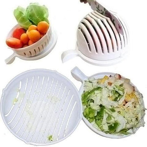 60-Second Salad Maker Bowl
