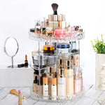 360° Rotation Makeup Organizer **50% Off Today ONLY!**