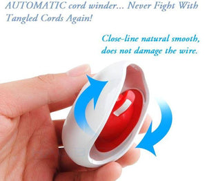 Portable Automatic Cable Winder **50% Off Today ONLY!**