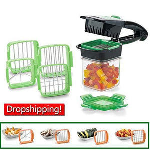 Instant Fruit and Vegetable Cutter **70% Off Today ONLY!**