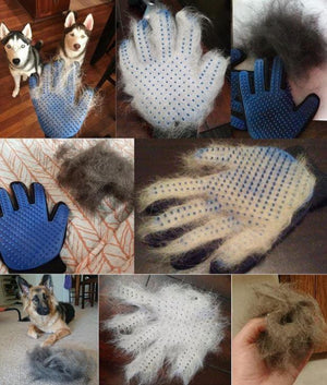 Gentle Deshedding Glove (Great for Cats/Dogs) **50% Off TODAY ONLY!! While Stocks Last..**