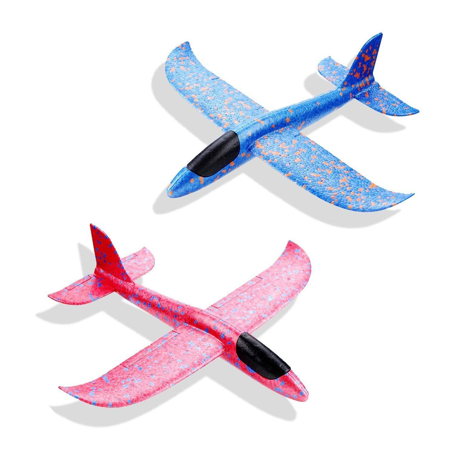 DIY Hand-Throw Foam Aeroplane Model **70% Off Today ONLY!**