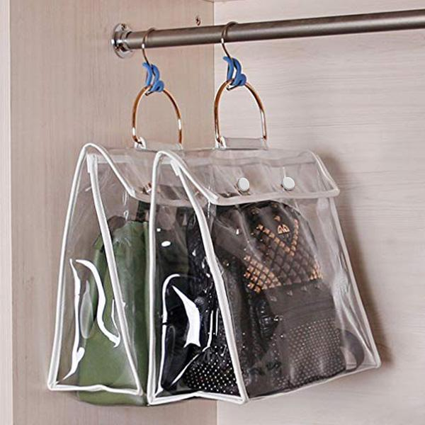 Fashion Clear Dust-Proof Bag **50% Off Today ONLY!**