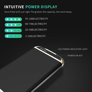 Slim iPhone Battery Case