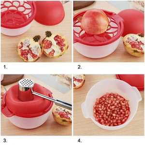 Ultimate Pomegranate Deseeder