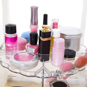 Rotating Make up Organizer