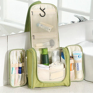 Hanging Travel Organizer and Multi-Function Storage Bag