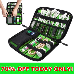 Electronics Appliances & Accessories Organiser (70% OFF Today Only!)