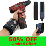 Ultra-Hold Magnetic Wristband for Screws, Drill Bits, Bolts, etc (50% OFF!)