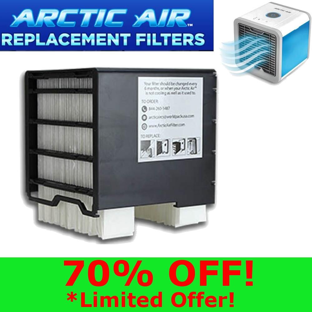 Replacement Filters for Arctic Air (70% OFF Today Only!)