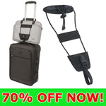 """TravelBag-to-Luggage"" Strap for Easy Travel! (70% OFF with this Purchase Only!)"